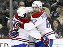 Canadiens edge Penguins in see-saw encounter