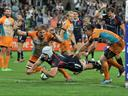 Rebels trample over Cheetahs for winning start