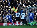 Schurrle treble sends Chelsea clear