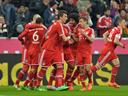 Bayern Munich destroy Schalke to go 20 points clear
