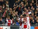 Ajax beat arch rivals Feyenoord to extend lead at top
