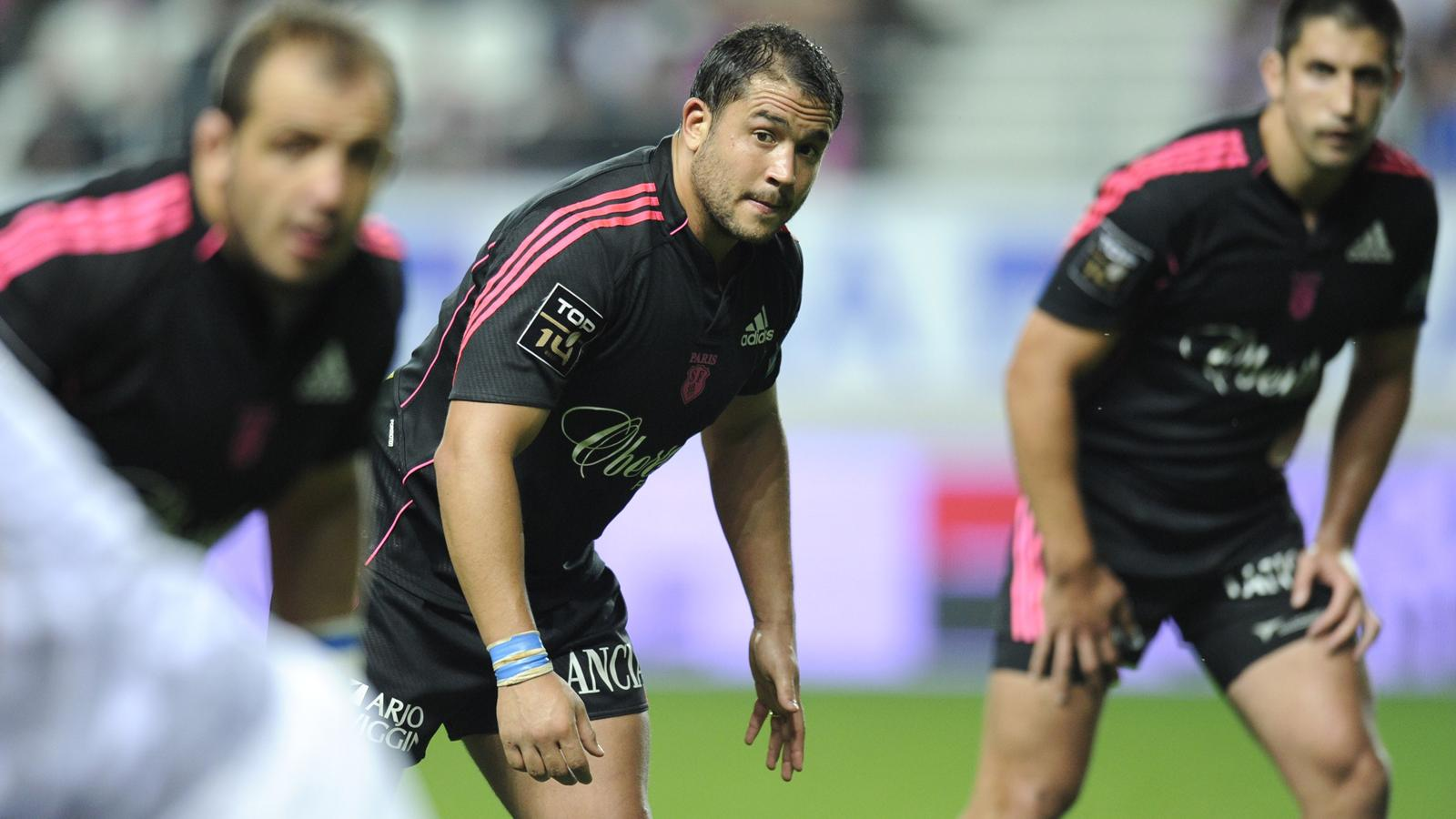 Laurent Sempere - stade français montpellier - 27 septembre 2013