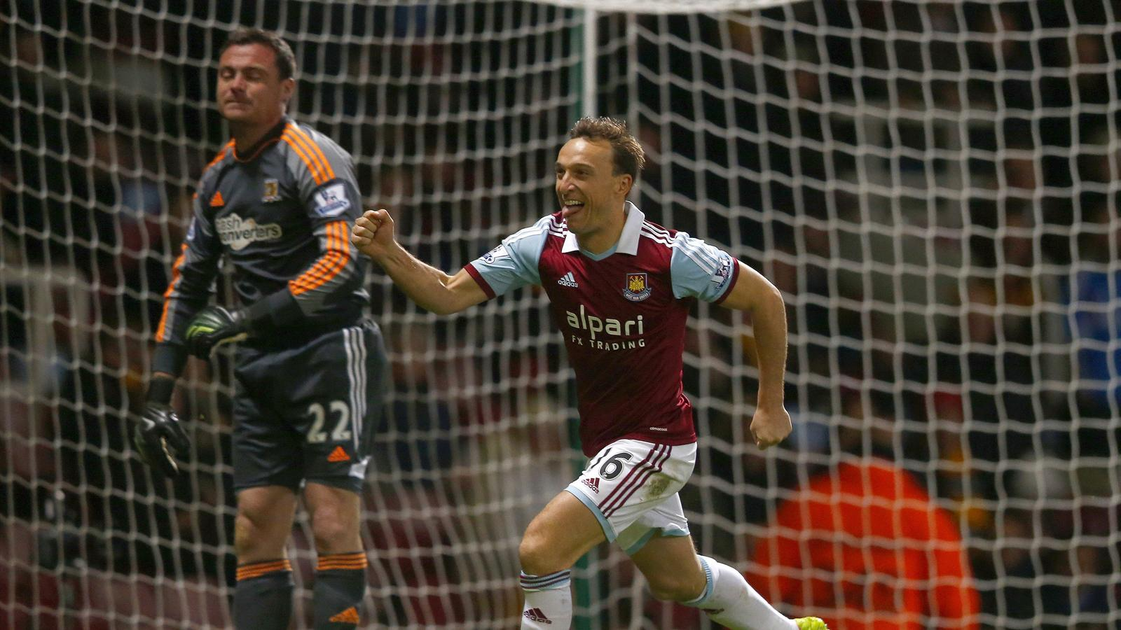 Mark Noble Wallpaper Controversial Red Card Sends