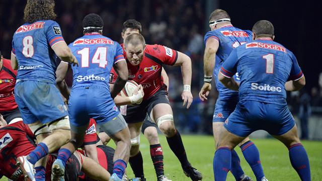 Rugby - Top 14 - Grenoble de mal en pis