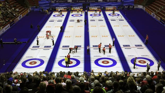 Sweden and Norway to contend World Men's Curling Championship gold medal match
