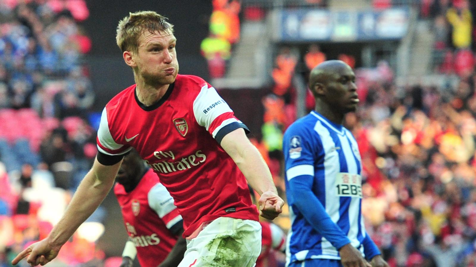 Per Mertesacker (Arsenal)