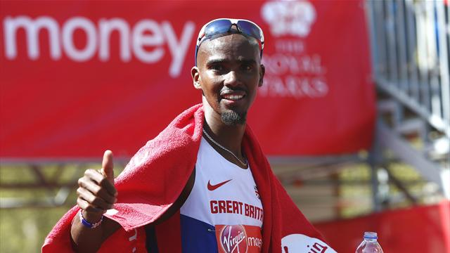 Farah to run London Marathon as new adventure starts