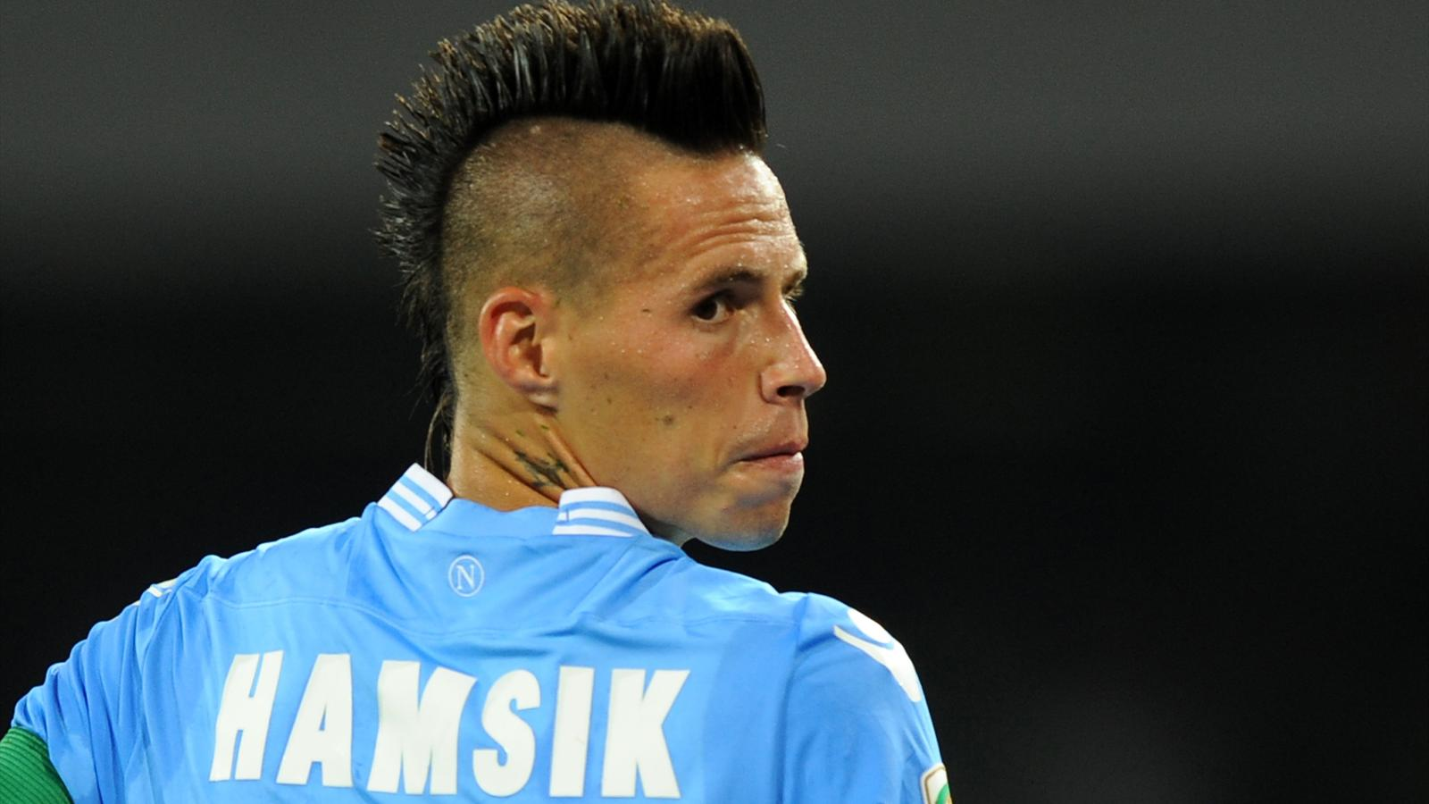 Marek Hamsik of Napoli (Getty)