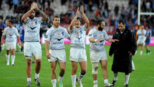Rugby - Top 14 - Sa place de leader, Montpellier la vit sans pression