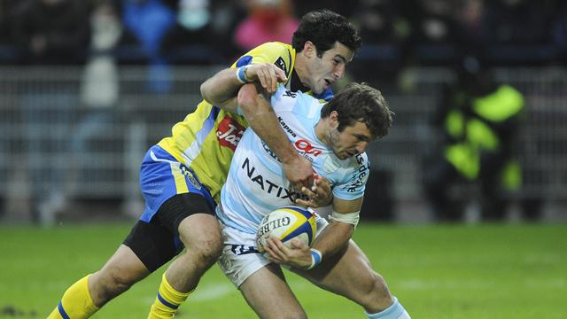 Rugby - Top 14 - Le Racing fait forte impression