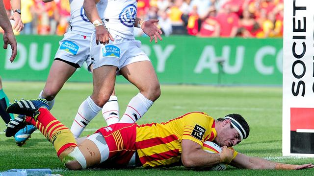 Rugby - Top 14 - Guirado: