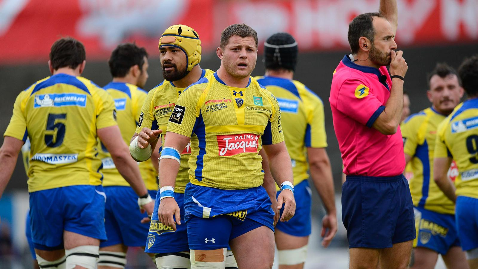 Benjamin Kayser - Racing-Clermont - 19 avril 2014