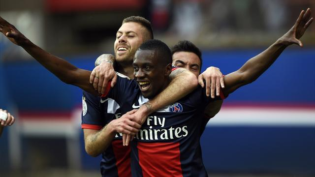 Video: PSG vs Evian TG