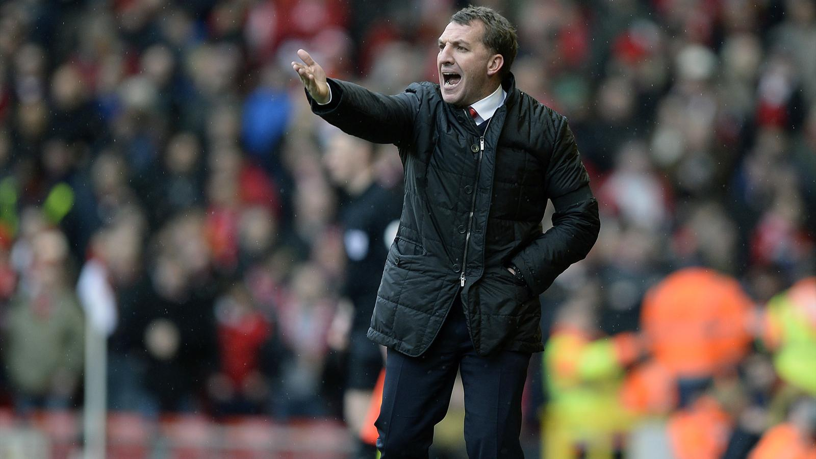 Liverpool manager Brendan Rodgers (Reuters)