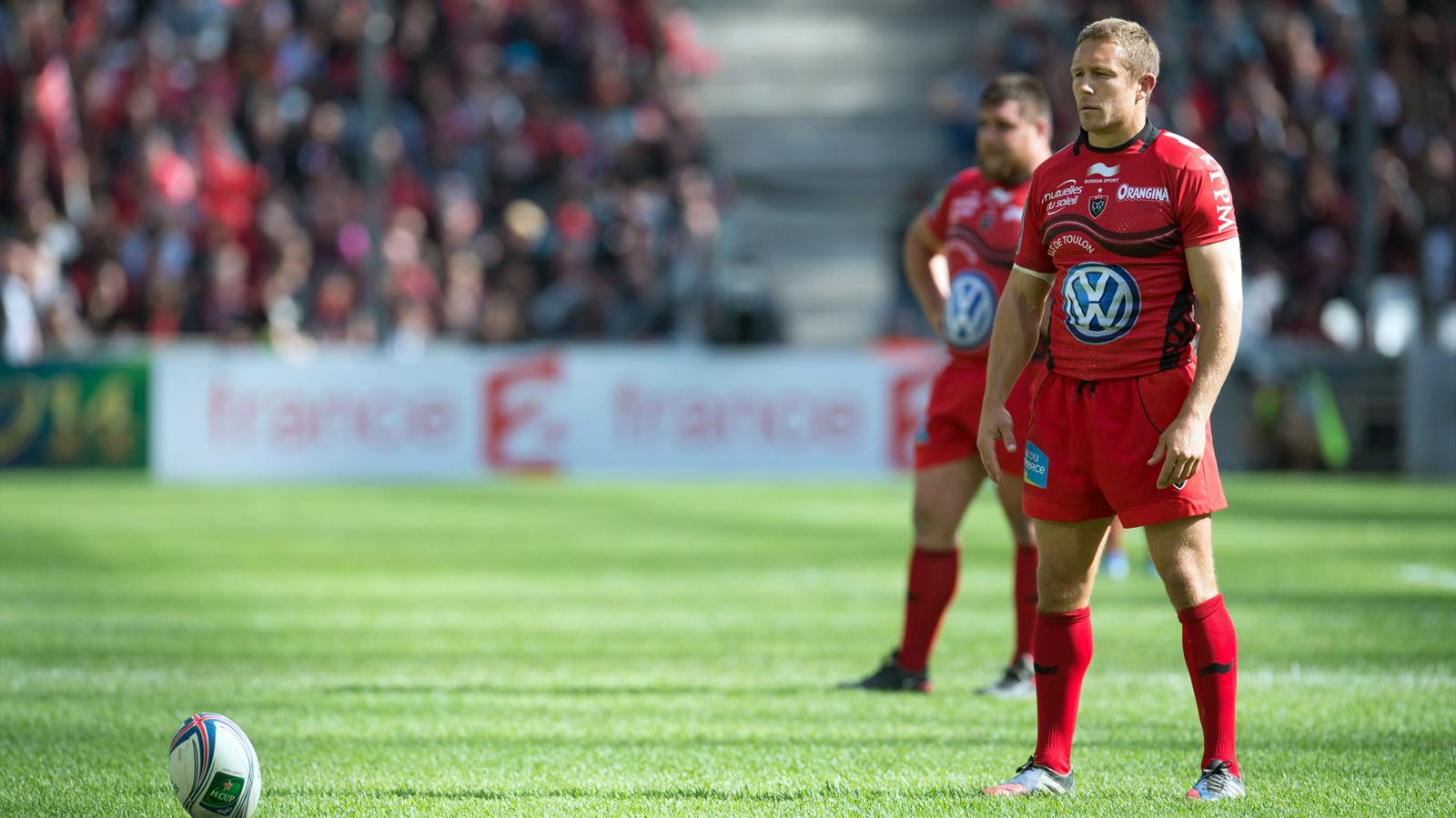 Jonny Wilkinson - Toulon Munster - 27 avril 2014
