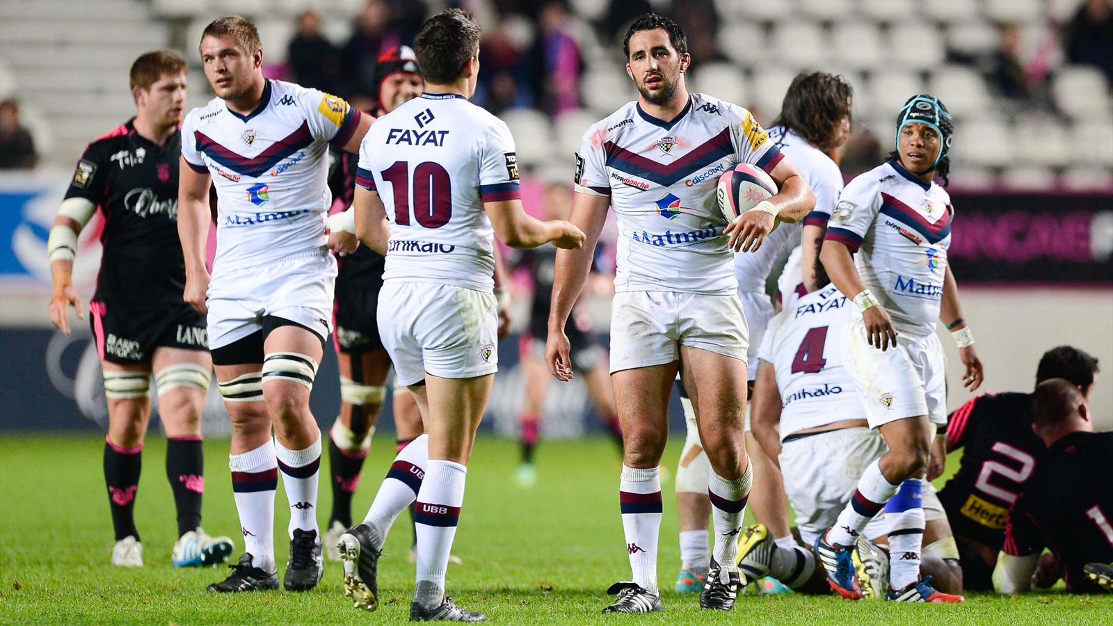 Madaule - Stade français Bordeaux - Avril 2014