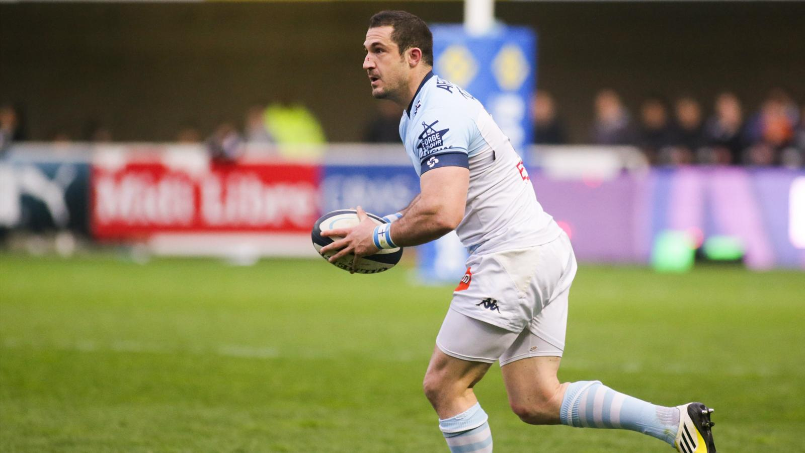 Scott Spedding - grenoble montpellier - 29 mars 2014