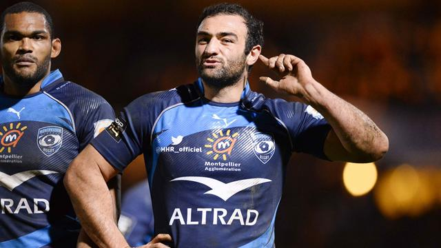 "Rugby - Top 14 - Gorgodze: ""On va prendre le titre de champion"""
