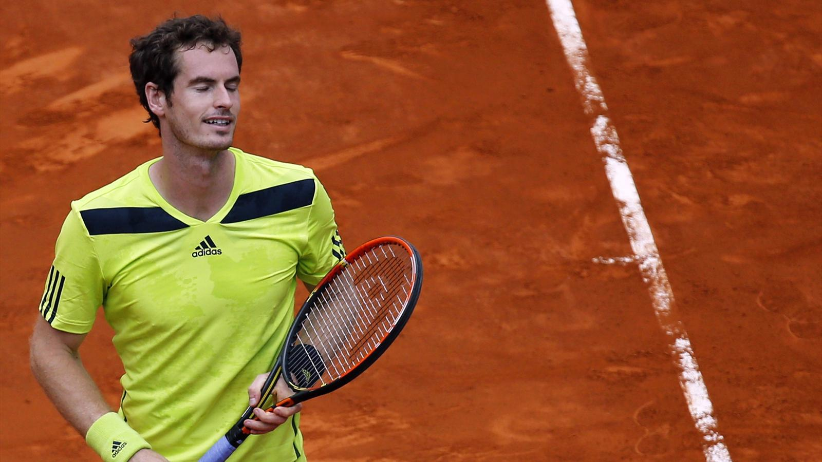 Andy Murray is searching for consistency after being dumped out of the Madrid Open (Reuters)