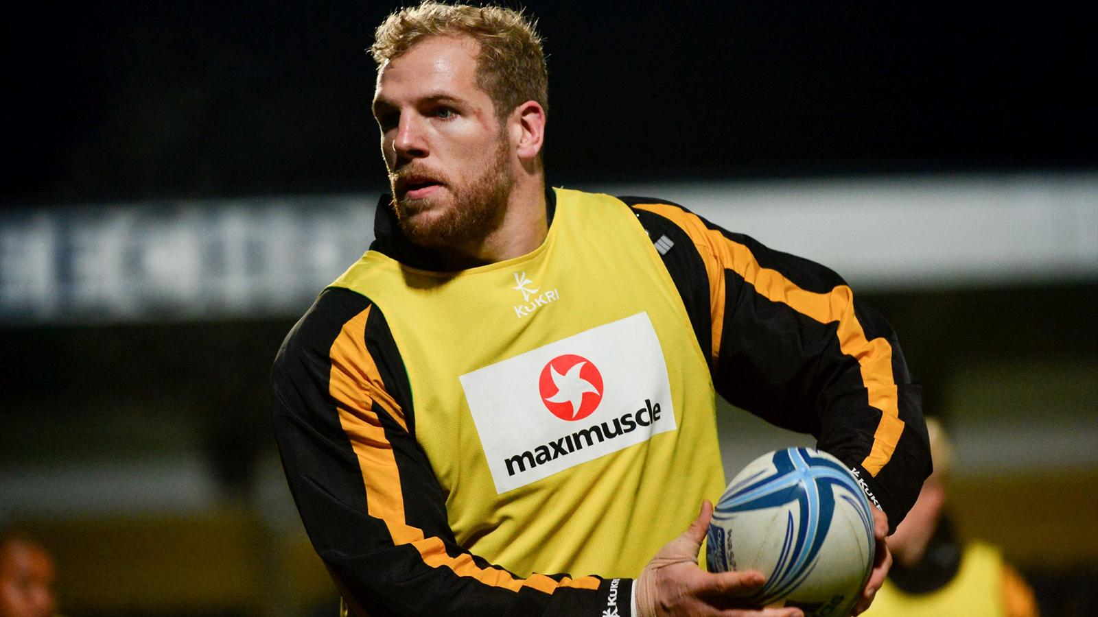 James Haskell - London Wasps