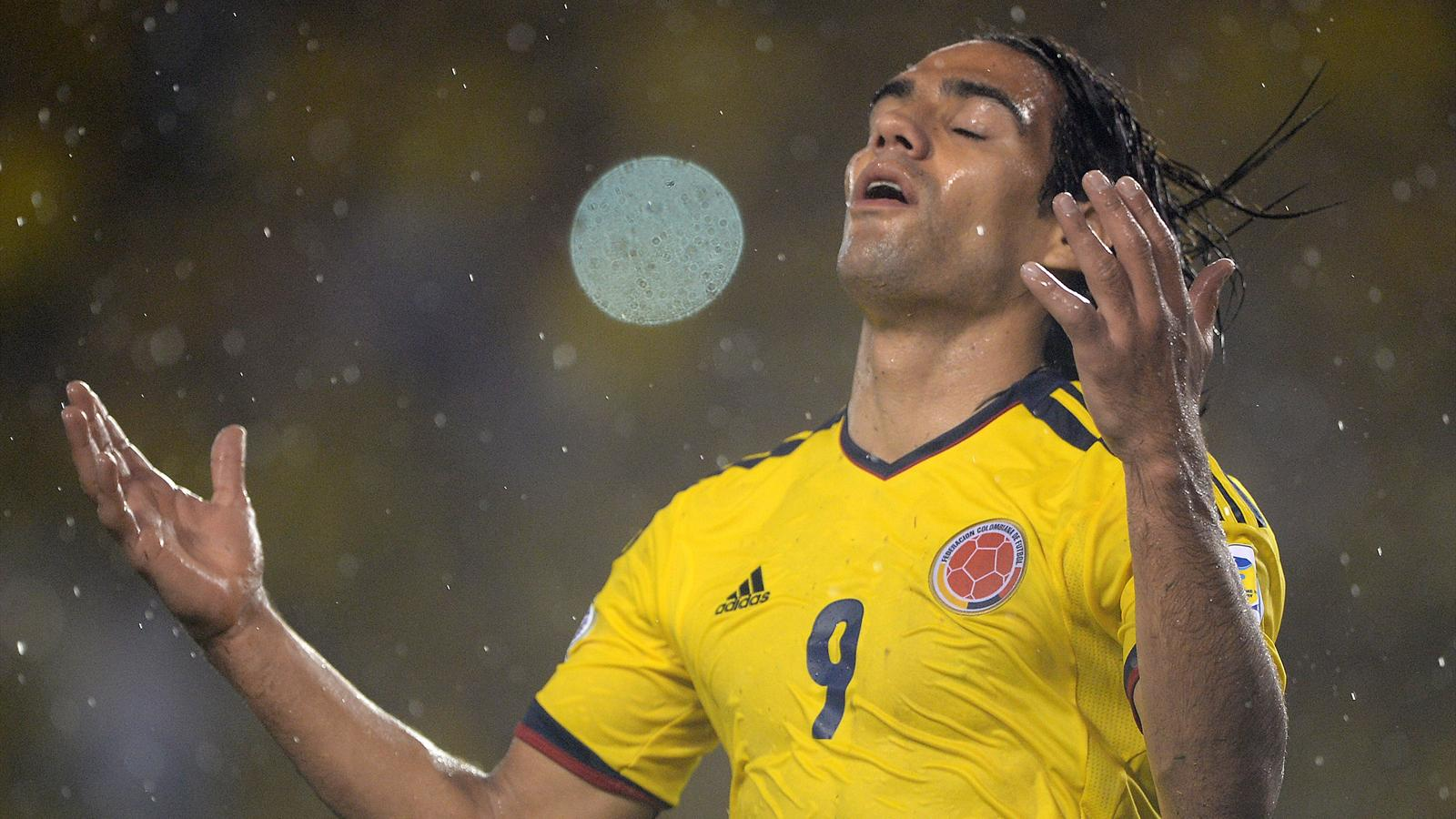 2013 Radamel Falcao, Colombia (AFP)