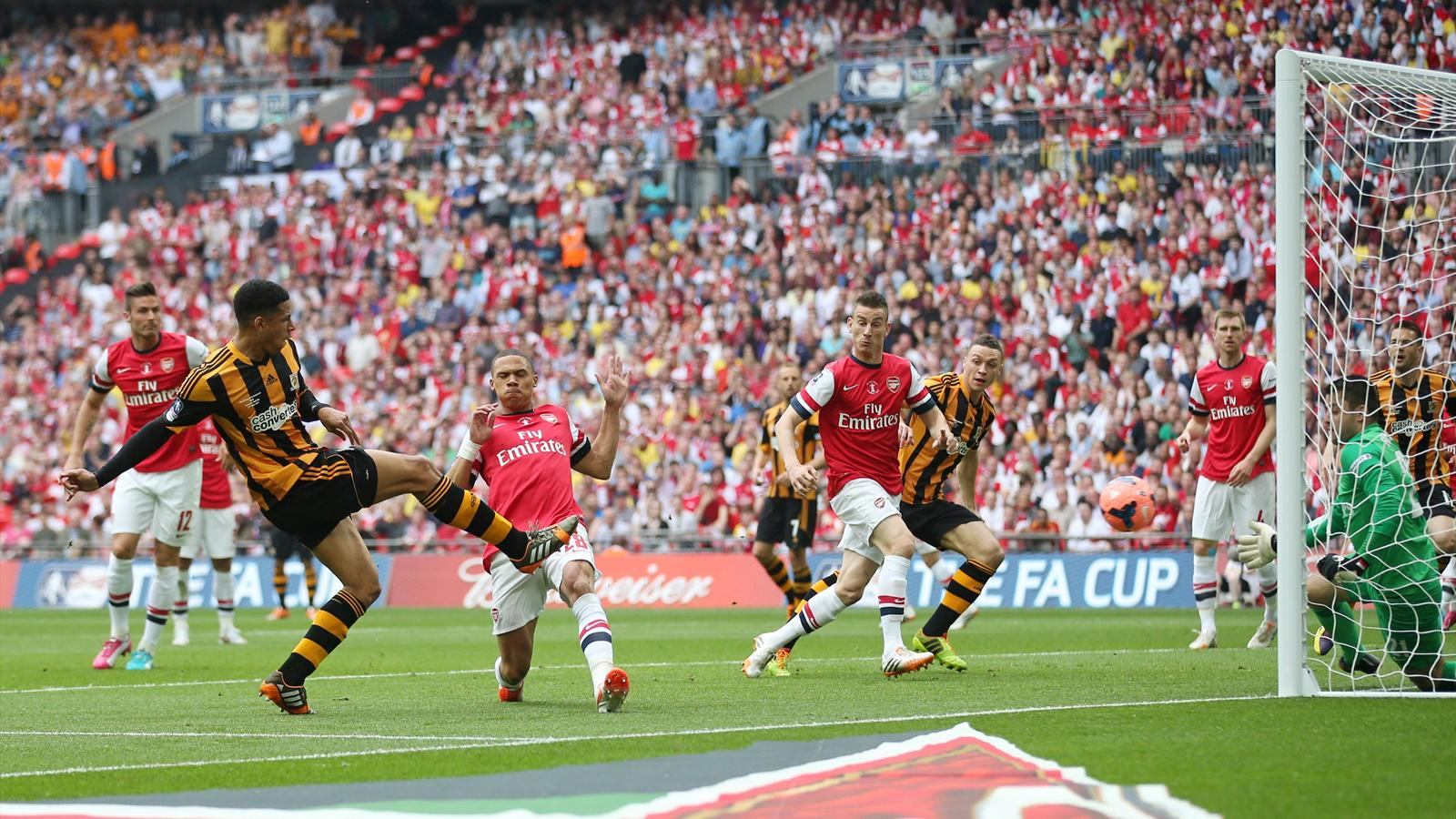 Arsenal - Hull City