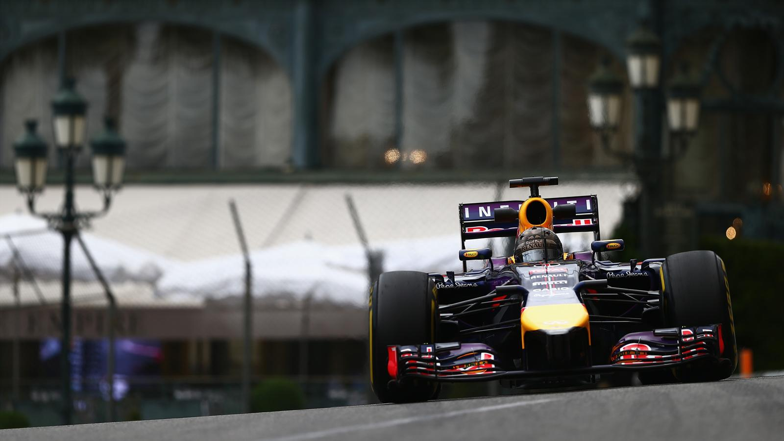 Sebastian Vettel (Red Bull) - Grand Prix of Monaco 2014