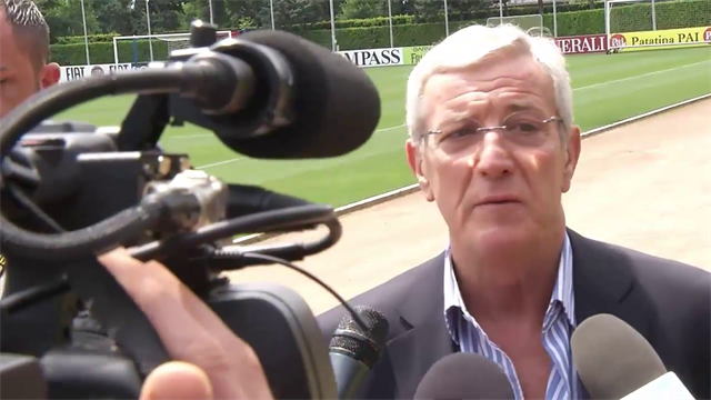 Marcello Lippi to coach the China national team
