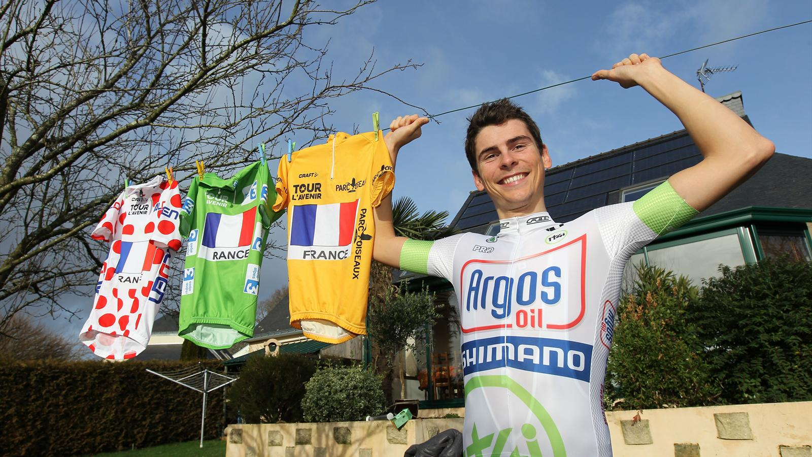 Warren Barguil ne participera pas au Tour de France avec le team Giant-Shimano