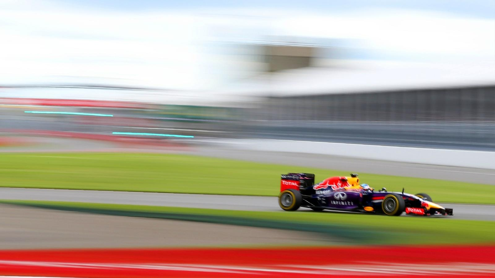 Sebastian Vettel (Red Bull) - Grand Prix of Canada 2014