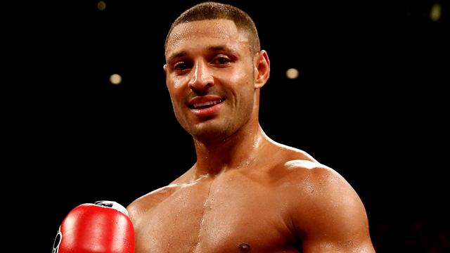 World champion Brook stabbed in leg