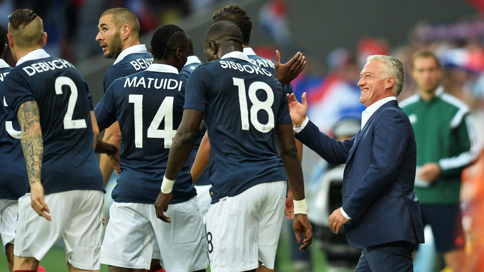 Coupe du monde de lloris sissoko avec deschamps tout - Qualification coupe du monde resultat ...