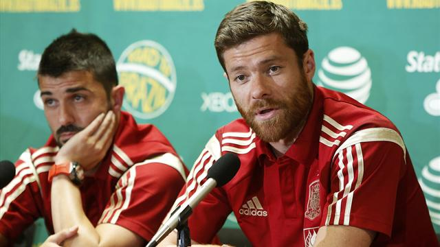 Xabi Alonso 'retires from international football'