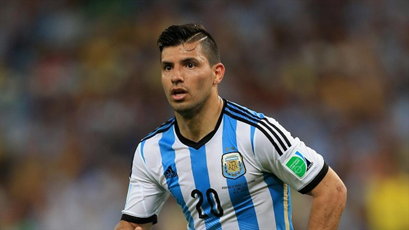 Argentina remain hopeful Sergio Aguero will win his fitness battle