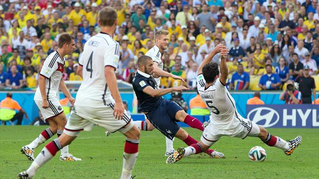 En direct live france allemagne coupe du monde 4 juillet 2014 eurosport - Coupe de france en direct live ...