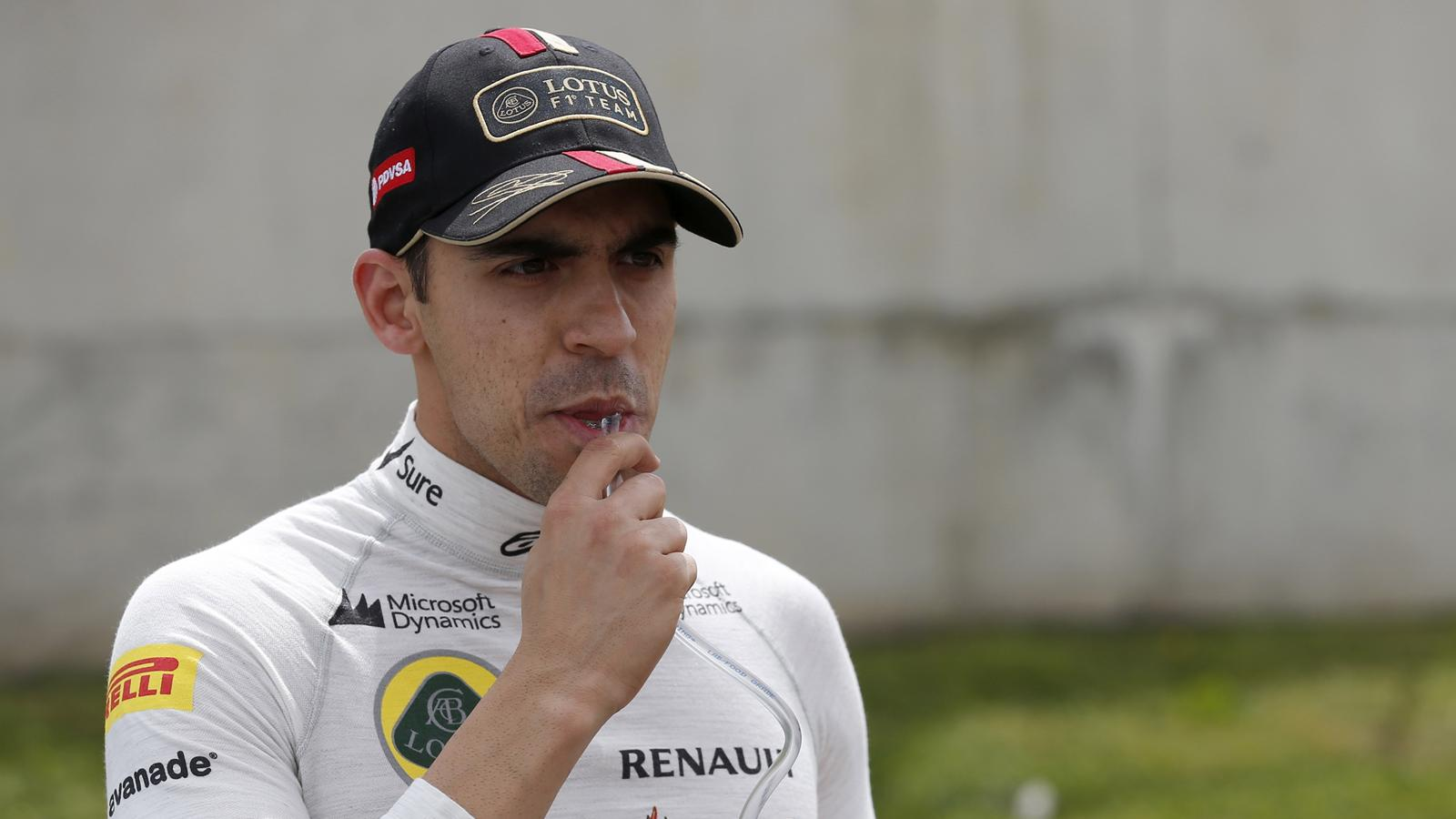 Pastor Maldonado (Lotus) - GP of Great Britain 2014