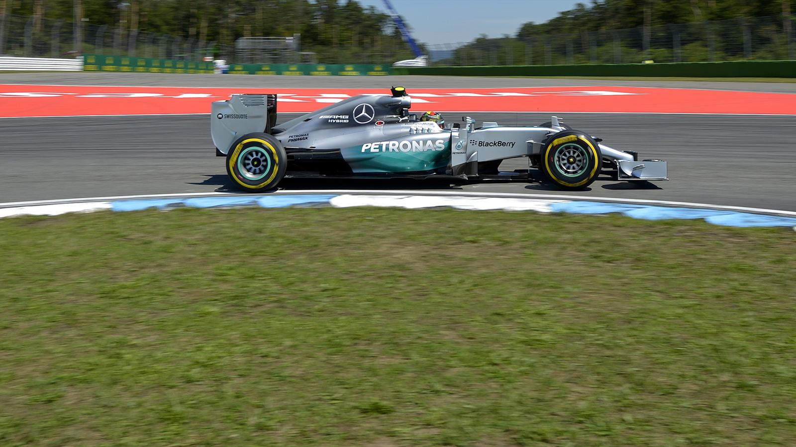 grand prix d 39 allemagne mercedes nico rosberg en pole. Black Bedroom Furniture Sets. Home Design Ideas