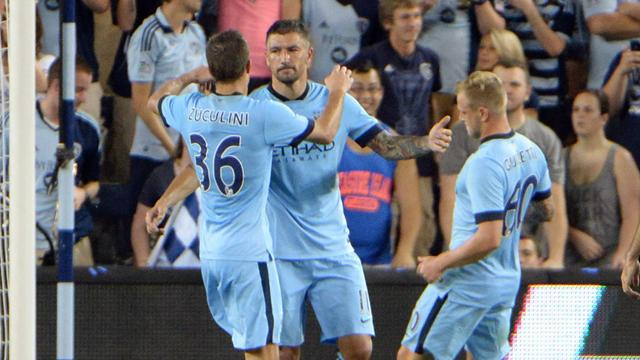 Manchester City go out of International Champions Cup