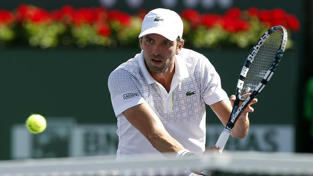 Ferrer - Benneteau EN DIRECT