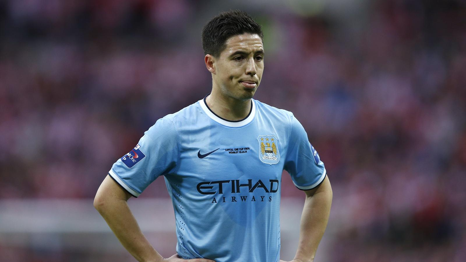 Samir Nasri March 2013