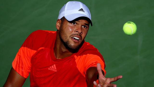 Comme Paire, Tsonga poursuit sa route à New York