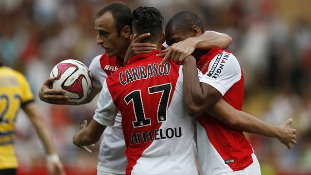 Video: Monaco vs Lille