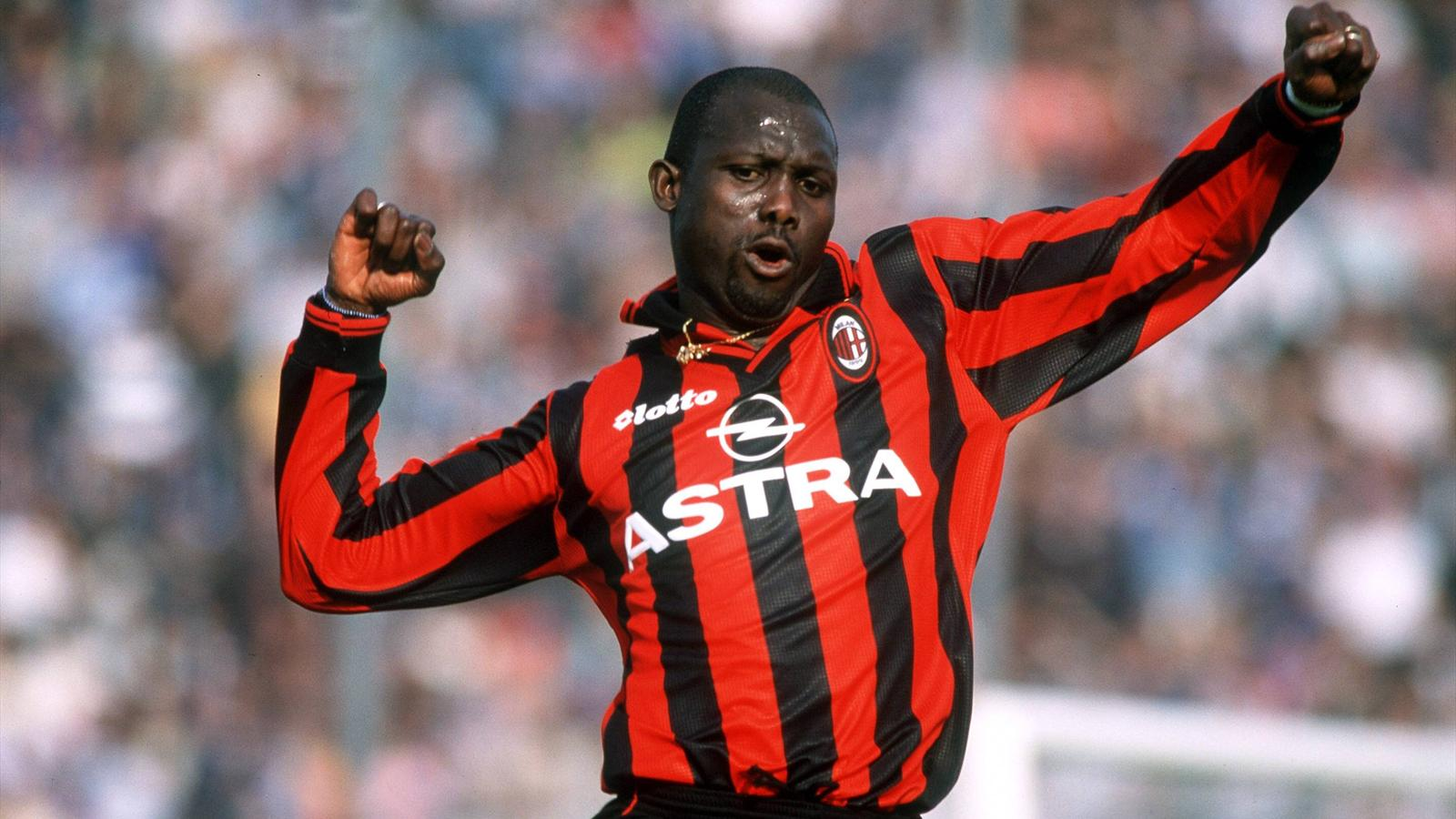 Hot Sheet UrbanGlass Pictures of george weah