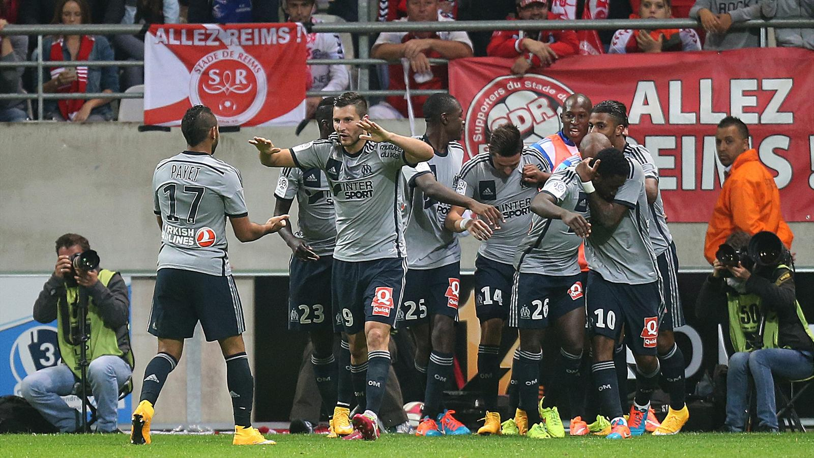 Video: Reims vs Olympique Marseille