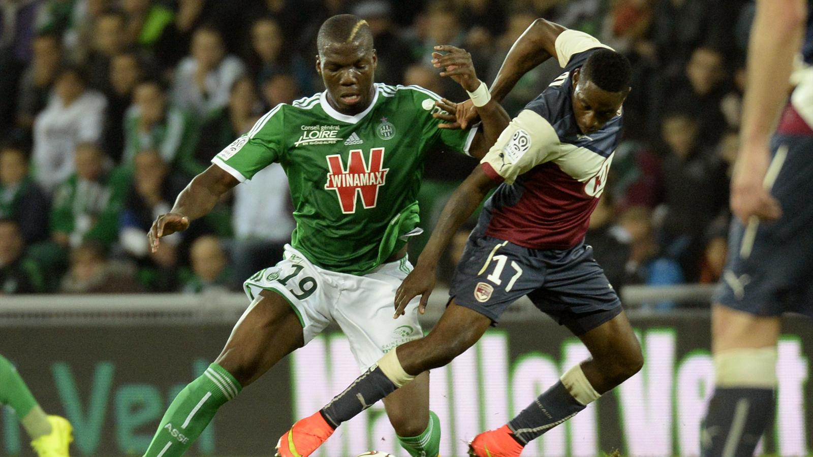 Video: Saint Etienne vs Bordeaux