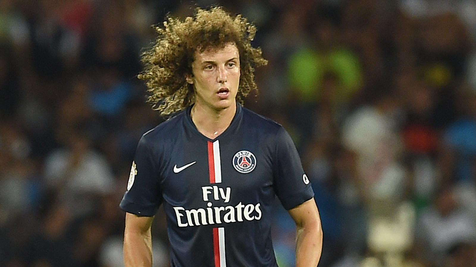 David Luiz, PSG (Getty)