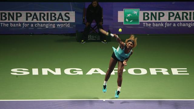 Halep - S.Williams EN DIRECT