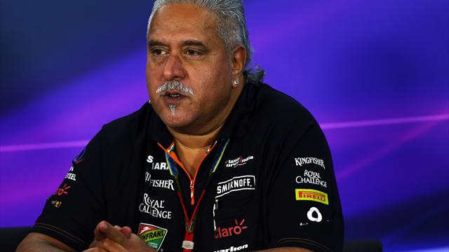 Fórmula Uno: detienen en Londres a director administrativo de Force India