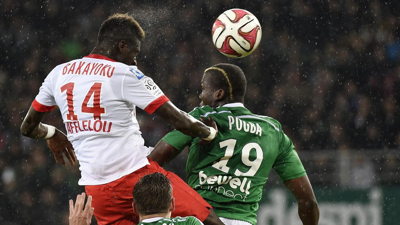 Video: Saint-Étienne vs Monaco