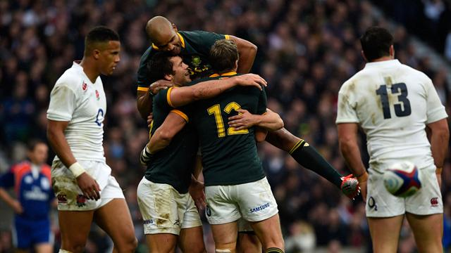 South Africa hand England fifth successive defeat